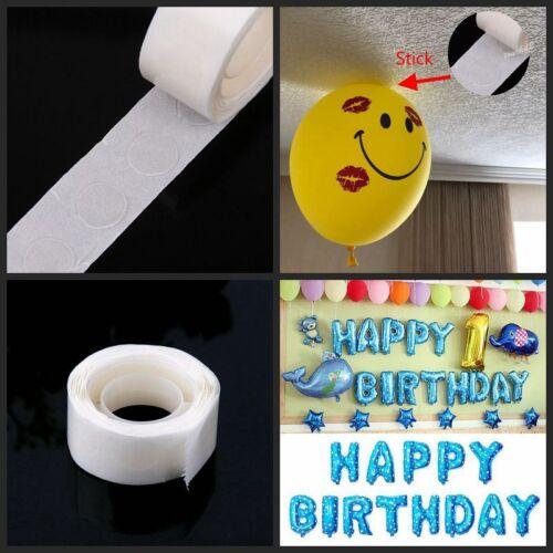 15pcs Rose Gold Confetti Balloons Happy Birthday Party 18//21//3040//50//60th Decor