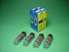 4 x EL84 JJ  ELECTRONIC factory matched quad -> 6BQ5 Tube amp / Röhrenverstärker