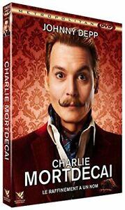 Charlie-Mortdecai-DVD-NEUF