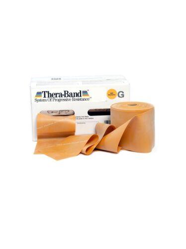 EUR 2,79 // m Thera-Band® Übungsband Rolle 45,5 m Trainingsband Widerstandsband