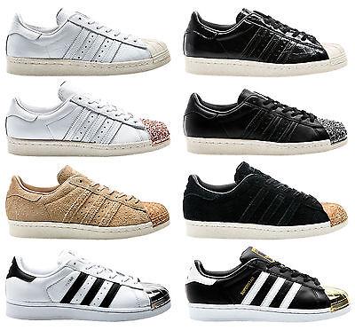 adidas Originals Superstar 80s W 3D MT Women Sneaker Damen Schuhe shoe | eBay