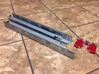 Set Of 21 Undermount Soft Close Drawer Slides Heavy Duty Drawer Glides
