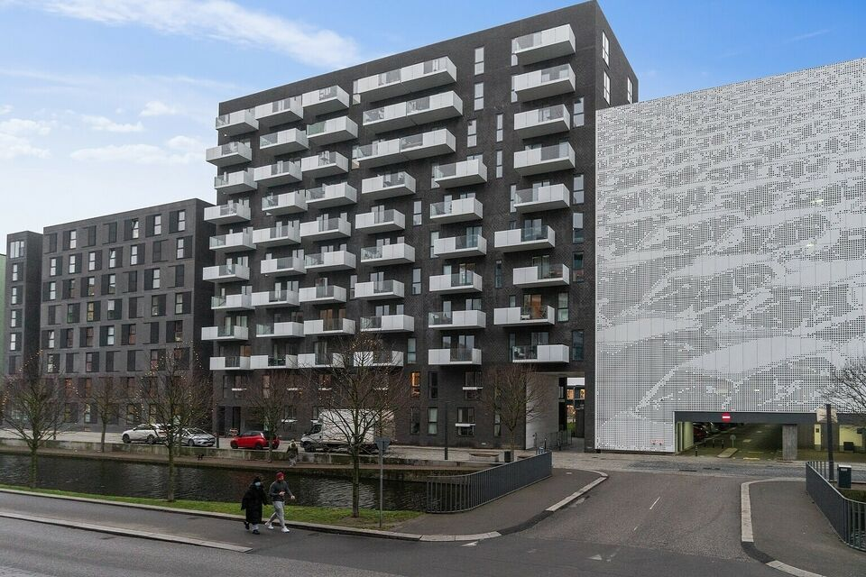 2300 vær. 3 lejlighed, m2 79, Robert Jacobsens Vej