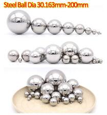 New Listingbearing Steel Ball Dia 30163mm 200mm High Precision Bearing Balls Smooth Ball