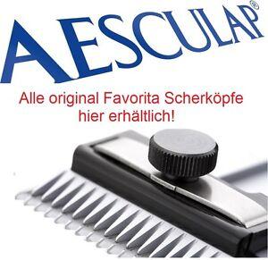 Aescula Favorita 2 Scherkopf. Gt104, Gt206, Gt200, Cl. Outil De Coupe,