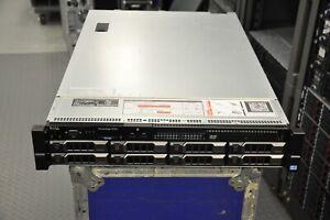 DELL-R720-8-LFF-2X-Intel-E5-2665-2-40Ghz-8-Core-XEON-64GB-RAM-H310-8x-Caddy-2XPS