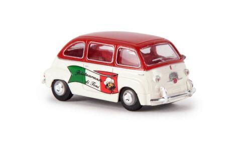 Ristaurante Di Toni Neu Brekina 22467-1//87 Fiat Multipla