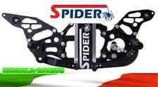 *** SPIDER *** pedane DUCATI 1199 PANIGALE con cambio normale rear set      SP56