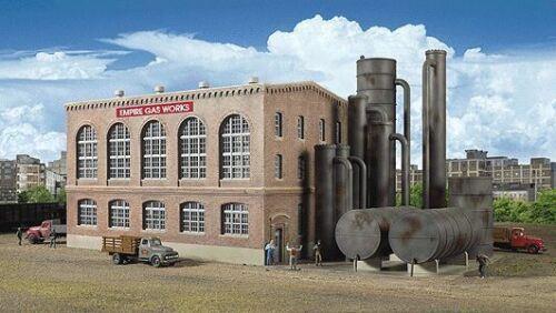 Piste h0 -- Kit usine à gaz - 2905 NEUF
