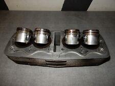 Honda CB500 Four Pistons /& Rings Stock Compression Standard 56mm Bore