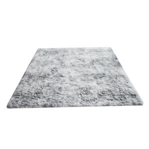 Details about Extra Soft Area Rugs Soft Faux Fur Shag Baby Nursery  Childrens Room Rug