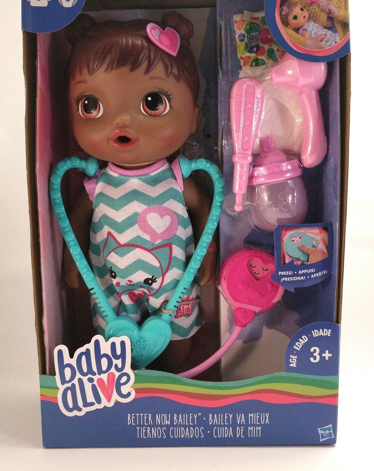 Baby Alive Alive Alive Better Now Bailey 09eade