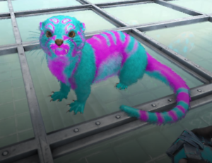 ark-survival-evolved-XBOX-PVE-Cotton-Candy-X-Otter-217-Male-Original