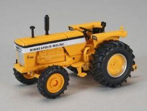 Minneapolis-Moline-G900-WF-Power-Assist-Tractor-1-64-Scale-SPECCAST-AGCO-New