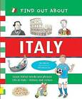 Find Out about Italy by Patricia Borlengi (Hardback, 2006)