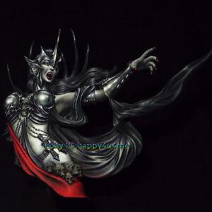 Unassambled-1-10-Ancient-Fantasy-Woman-Bust-Resin-Figure-Miniature-Model-kits-GK