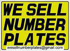 wesellnumberplates