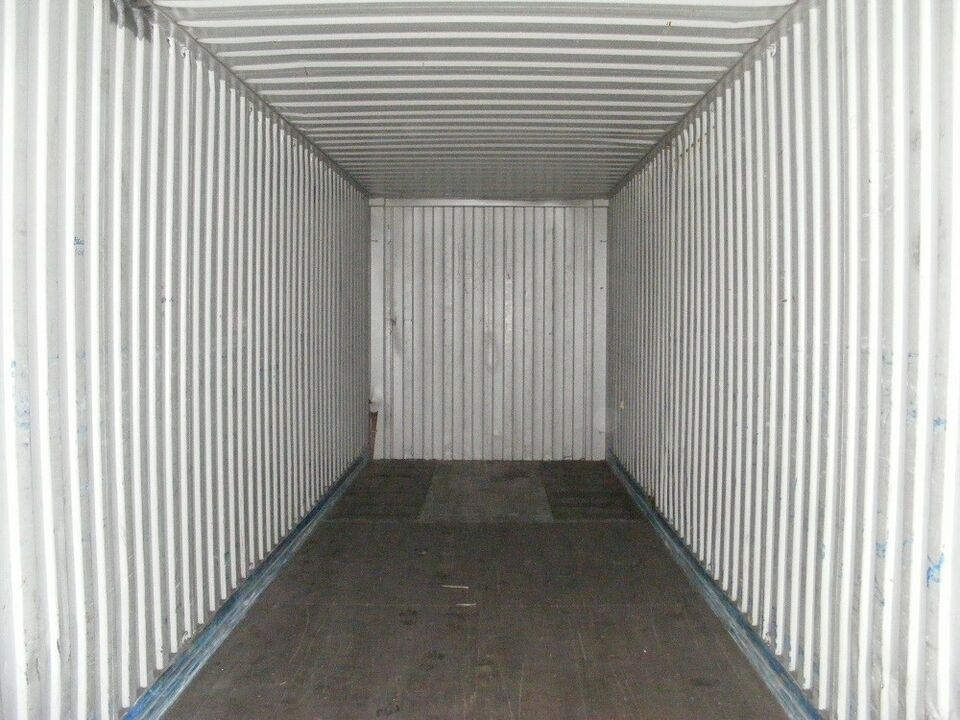 40´ DC/HC container