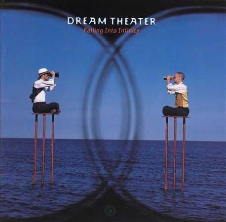 1 of 1 - DREAM THEATER - FALLING INTO INFINITY (MOD)  CD