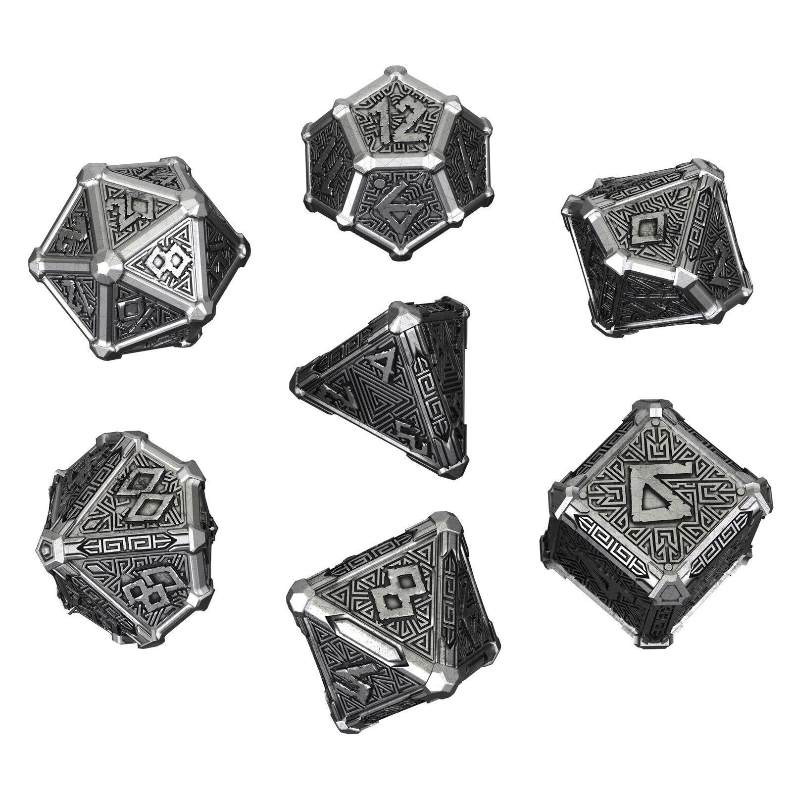 Metall - mythischen würfel (7)