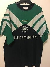 Rare Vintage 90s Greece , Panathinaikos Adidas shirt , 1995 - size XL