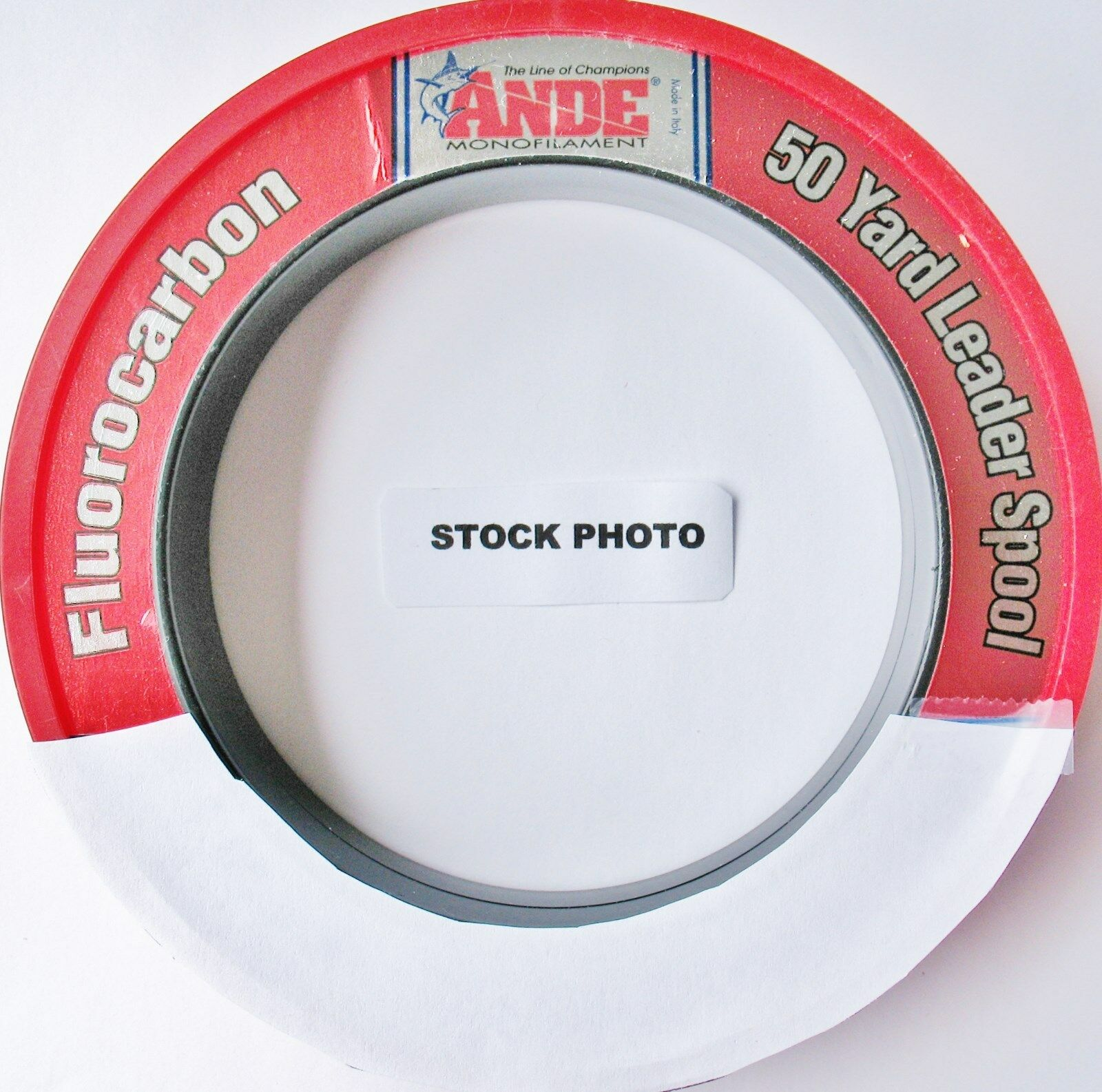 ANDE FLUgoldCARBON LEADER SPOOL Select Test  FREE   WARP SPEED    SHIPPING