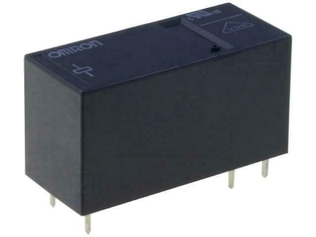 G5RL-1A-E-HR-12DC Relay electromagnetic SPST-NO Ucoil12VDC 16A/250VAC OMRON