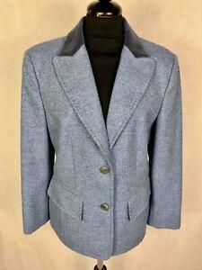 84dc5e6041 LUISA SPAGNOLI Women's Jacket Wool Wool Woman Jacket Blazer Sz. L ...