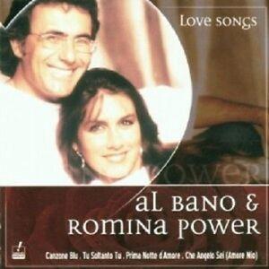 AL-BANO-amp-ROMINA-POWER-LOVE-SONGS-CD-18-TRACKS-ITALO-POP-NEU