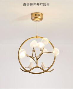 Acrylic Pendant Light Ceiling Lamp Bird