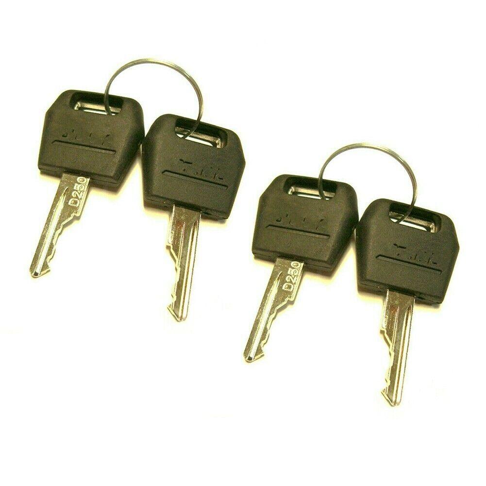 5x Ignition Key 1964831C2 Set For Case Tractor Dozer Backhoe 3394 4494 5120 5130