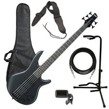 Item 4 Ibanez GSR205B 5 String Bass Guitar
