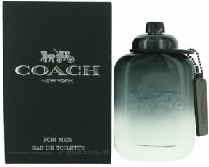 COACH NEW YORK by Coach cologne for men EDT 3.3 / 3.4 oz New In Box