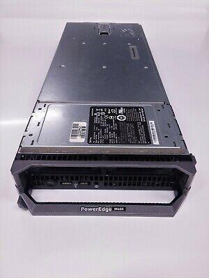 Dell PowerEdge M600 Blade Server 2x Xeon E5450 8 Cores 3.0GHz 32GB RAM 10G-TOM