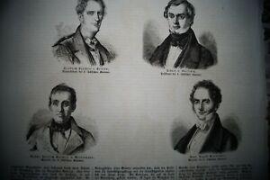 r33-Zeitungsdruck-1846-Freiherr-von-Friesen-Carlowitz-Ritterstaedt-Biedermann