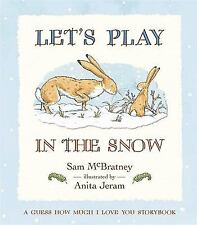 Let's Play in the Snow: A Guess How Much I Love You Storybook - VeryGood - McBra