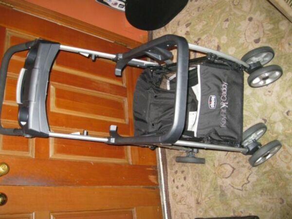 Chicco Bravo Primo Trio Travel System With KeyFit Fit2 Le ...