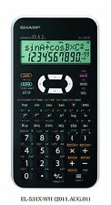 Sharp EL-531XB Calculadora científica