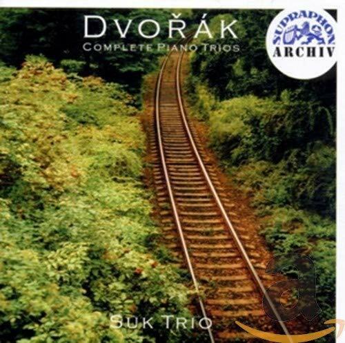 Dvorak: Trios Mit Piano Voll / Suk Trio - CD