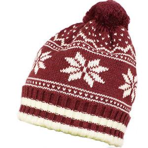 c22891d42a7 Details about Men Women Beanie Hat Winter Oversized Star Warm Fashion Ski  Snowboard Hats LA