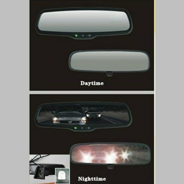 Car rearview mirror,auto dimming,for Acura Buick Chevrolet Chrysler Dodge Ford