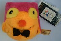 Orig.Maskottchen   Olympische W.Spiele NAGANO 1998  -  TSUKKI  !!  EXTREM SELTEN