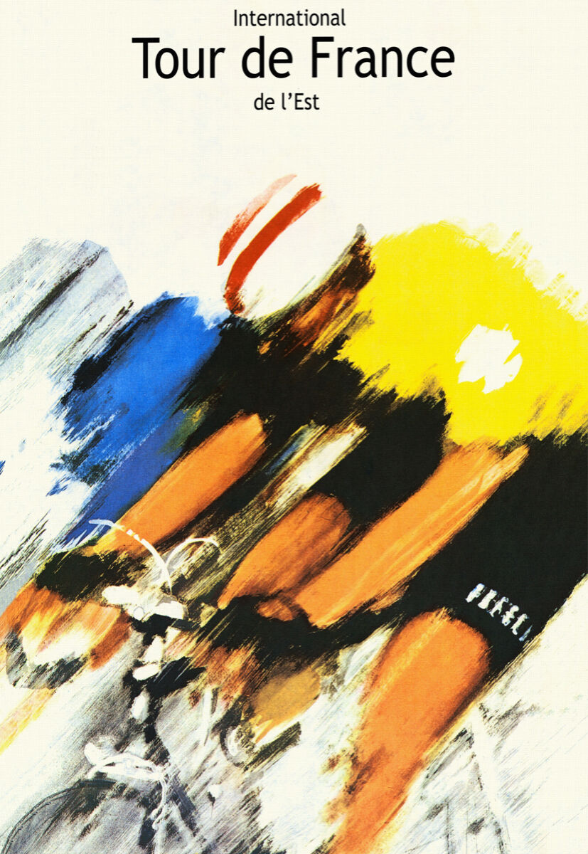 16x20  CANVAS Decor.Room design art print..Tour de France.Bicycle race.Bike.6153