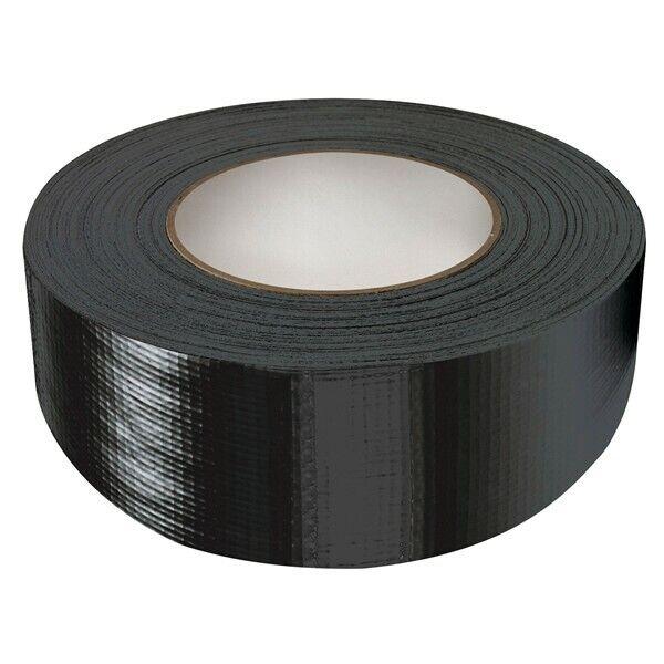 Black Duct Tape 2 in. x 60 yd Roll