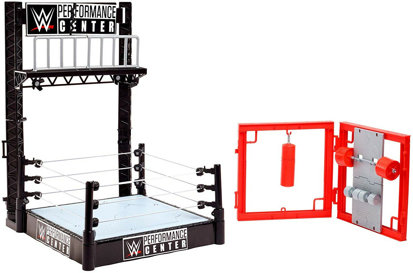 WWE Wrekkin Performance Center Playset Kid Toy Gift