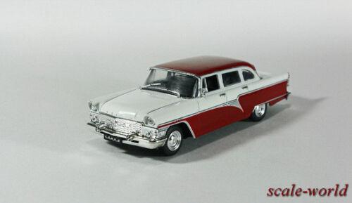 1//43 Scale model GAZ-13 Chaika 1959-81 Auto legends best