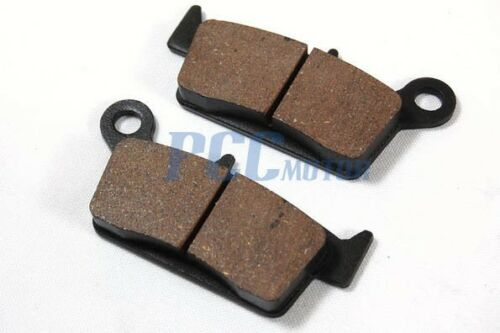 Brake Pads for CR125R CR250R CR500R CR 125 250 500 1987-2001 Rear Brake H BP17