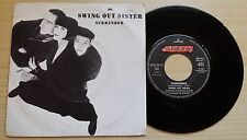 "SWING OUT SISTER - SURRENDER - 45 GIRI 7"" - ITALY PRESS"