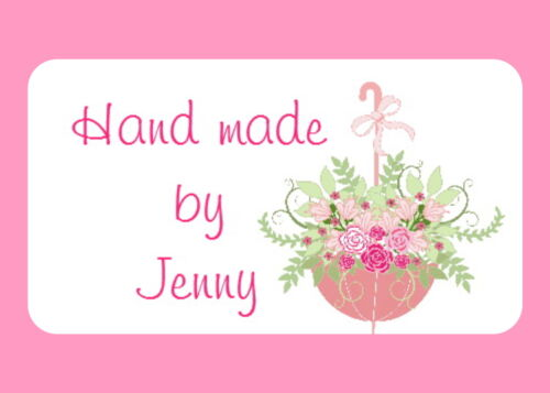 FLORISTRY FLOWER ARRANGING ML71 65 PERSONALISED MINI STICKERS FLORAL BOUQUETS