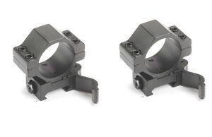 2pcs 30mm/&25.4mm Scope Ring QD Mount Adapter for 20mm Picatinny Rail M57
